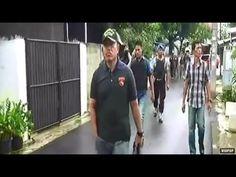 WOW Polisi Gerebek 'SARANG NARKOBA' Kampung Ambon Jakarta