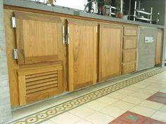 Varandas Gourmet: balcão com 1 porta e meia