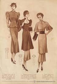 Resultado de imagem para Moda Art Deco