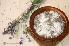 Lavender Eucalyptus Bath Soak | Primally Inspired