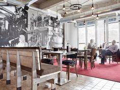 De Gruyterfabriek, s Hertogenbosch | Lichtarchitektuur Eindhoven, Bosch, Live In The Now, Ovens, Delft, Outdoor Life, Office Interiors, Urban Design, Netherlands