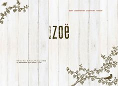 Creative Media Alliance Web Design Services built a rustic new website for Seattle's Restaurant Zoe. The fresh site coincides with Restaurant Zoe's new location. http://creativemediaalliance.com/news/zoes-fresh-location-garners-fresh-web-design