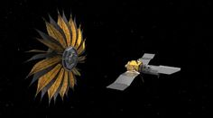 NASA's new flower-shaped spaceship will take real photos outside our solar system