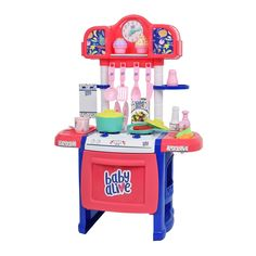 Baby Doll Nursery, Baby Girl Toys, Toys For Girls, Baby Baby, Baby Alive Doll Clothes, Baby Alive Dolls, Toddler Toys, Kids Toys, Muñeca Baby Alive