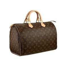 Basics: LV Speedy 35   All time favorite - goes well with EVERYTHING :)