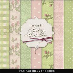 Far Far Hill: Free Background                                                                                                                                                                                 More