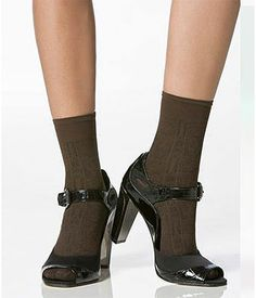 Meia soquete Trifil Cashmere (W06050/6050) :: lingerie.com.br