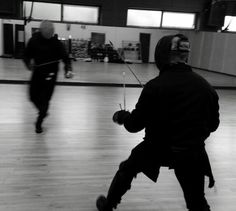 Penultimate training before Swordfish