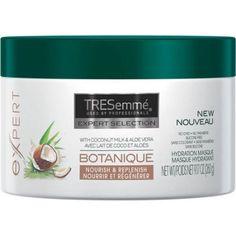 TRESemme Botanique Nourish and Replenish Hydrating Mask, 9 oz