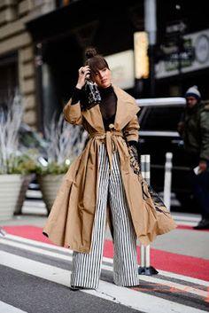Street Style NY 2018 - O melhor do NYFW de outono