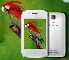 Hitech Amaze S306 1.0 GHz Processer,1200 mAh,Dual Camera,3G Connectivity .