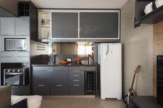 Confira dicas de como decorar apartamento pequeno! Clique no link! (Foto: Rafael Renzo) #decor #decoração #decoration #decoración #apartamento #apartamentospequenos #apartment #casavogue