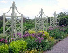 Structure-from P. Allen Smith's garden in Arkansas