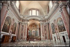 By far my fav place in roma...Santa Maria degli Angeli – Rome