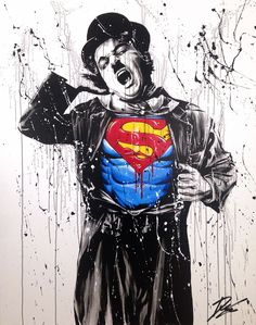 Julien Durix, Super Chaplin