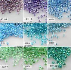 Cheap Nuevos rocalla Miyuki delica Cuentas 2mm mate OP Cobalt color brillo 8 g/lote al por mayor, Compro Calidad Cuentas directamente de los surtidores de China: Nuevos rocalla Miyuki delica Cuentas 2mm mate OP Cobalt color brillo 8 g/lote al por mayor
