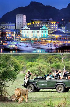 $1999 -- South Africa: Cape Town & Safari Vacation | Published 9/12/2012