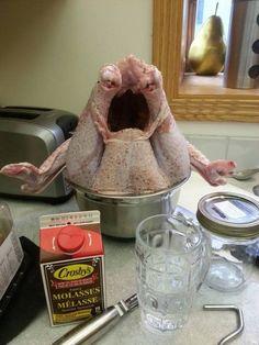 残すと祟るぞ。悪魔が宿った感のある食品画像 - グノシー
