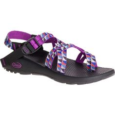 Chaco ZX/2 Classic Sandal ($105) ❤ liked on Polyvore featuring shoes, sandals, buckle shoes, strappy shoes, chaco sandals, adjustable strap sandals and strap sandals