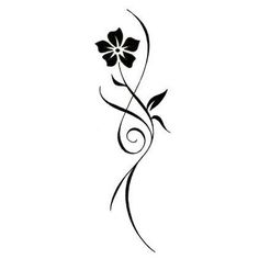 Delicate Tattoos For Girls | Flower Tattoos, Tattoo Designs Gallery - Unique Pictures and Ideas