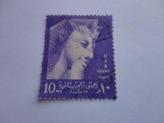 10 Egypt Rare Postage Stamp