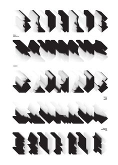 thispopshitpop:  Din typeface paraphrase by Bendegúz Batke