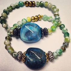 rock beads - $28 each  click to purchase!