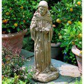St. Francis 25 inch Garden Statue