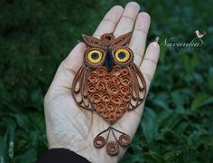 Owl Always love you Made to order Paper by NavankaCreations