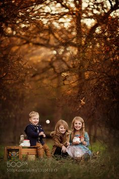 Lovely family photos of the day Kids camp out by tachilmlphotography. Share your moments with #nancyavon here www.bit.ly/jomfacial