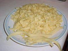 Pasta Dough for KitchenAid Pasta Press - Low Carb Friends Low Carb Vegetarian Recipes, Low Carb Recipes, Cooking Recipes, Healthy Recipes, Keto Pasta Recipe, Pasta Recipes, Kitchenaid Pasta Press, Kitchenaid Mixer, Kitchen Aid Recipes
