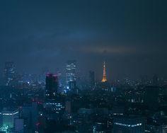 TOKYO NIGHT   by hisaya katagami