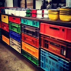 Meuble caisse Merci par Atelier rue verte , le blog