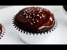 Classic One-Bowl Chocolate Cupcakes | Kitchen Explorers | PBS Parents