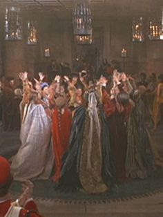 """History about the 1968 Romeo & Juliet film, and the """"Moresca"""" or """"Morris Dance"""" - 1968 Romeo and Juliet by Franco Zeffirelli - Fanpop"""