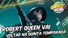 Arrow - Robert Queen vai voltar no episodio 100