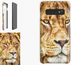 Lion Phone Case, Samsung Galaxy Case, Skin, Samsung Phone Cases, DAM Creative, Redbubble, Christmas Gift Ideas, Framed Print, Greeting Card, iPhone Case, iPad Case, Throw Pillow, Tote Bag, #findyourthing #DAMcreative #ChristmasGiftIdeas Galaxy Phone Cases, Samsung Galaxy, Framed Prints, Canvas Prints, Art Prints, Samsung Cases, Iphone Cases, Ipad Case, Creative
