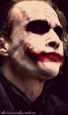 Image shared by Find images and videos about sexy, Hot and heath ledger on We Heart It - the app to get lost in what you love. Joker 2008, Heath Joker, Everything Burns, Graffiti Wallpaper Iphone, Heath Ledger Joker, Joker Wallpapers, Joker Quotes, Jokers, Dark Knight