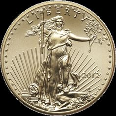 Investor's Favorite U.S. Gold Coin; Found on Merit Gold - The American eagle gold coin is popular among investors, mainly because of its hefty 1oz gold content and the backing of the U.S. government guarantee for its weight, content and purity.