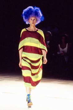 Comme des Garçons Spring 1996 Ready-to-Wear Fashion Show