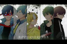 Happy Tree Friends Anime by Battagua on DeviantArt