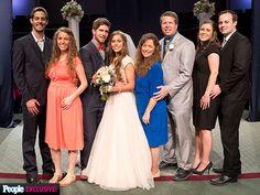 Jill Duggar Bridesmaids Dresses