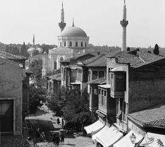 aksaray 1911 yangını öncesi. before the 1911 conflagration