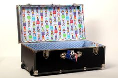Shop for handmade, vintage, custom, and unique gifts for everyone Storage Trunk, Storage Chest, Nursery Storage, Unique Gifts, Handmade Gifts, Storage Organization, Furniture Decor, Toy Chest, Etsy Shop