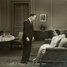 "William Powell Kay Francis ""Ladies Man"" 1931"