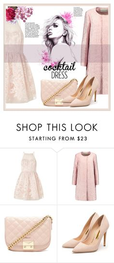 """No 1."" by denisao ❤ liked on Polyvore featuring Lipsy, Mary Katrantzou, Forever 21 and Rupert Sanderson"