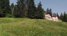 RIFUGIO BARCHI - Sopra la località San Giuseppe a quota 1750 m.