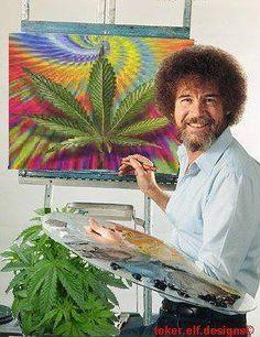 Happy little trees  Legalize It, Regulate It, Tax It!  http://www.stonernation.com Follow Us on Twitter @StonerNationCom