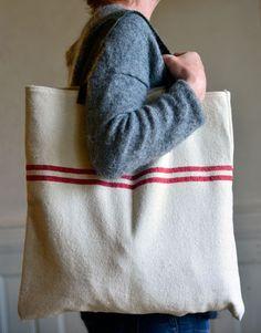Grand sac coton