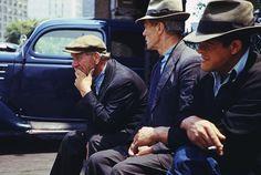 Bilder aus New York aus den 40er Jahren von Charles W. Cushman > Film-/ Fotokunst, Netzkram, Streetstyle > 1940, 40ies, New York, old pictures, photography